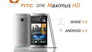 HTC One: Android 4.3 Rom mit Sense 5 zum Download