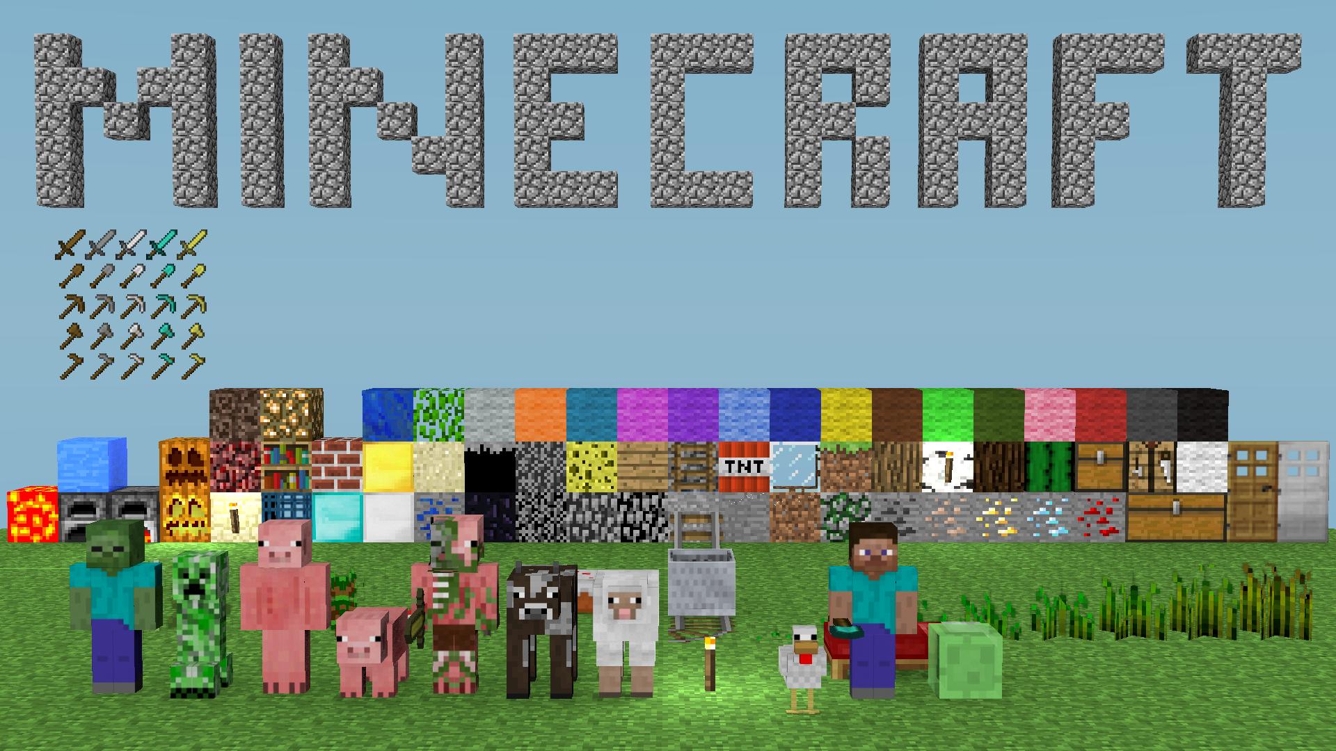 Minecraft ID List Alle Datenwerte Zum Selberspawnen Download Der - Minecraft spieler kopfe geben command