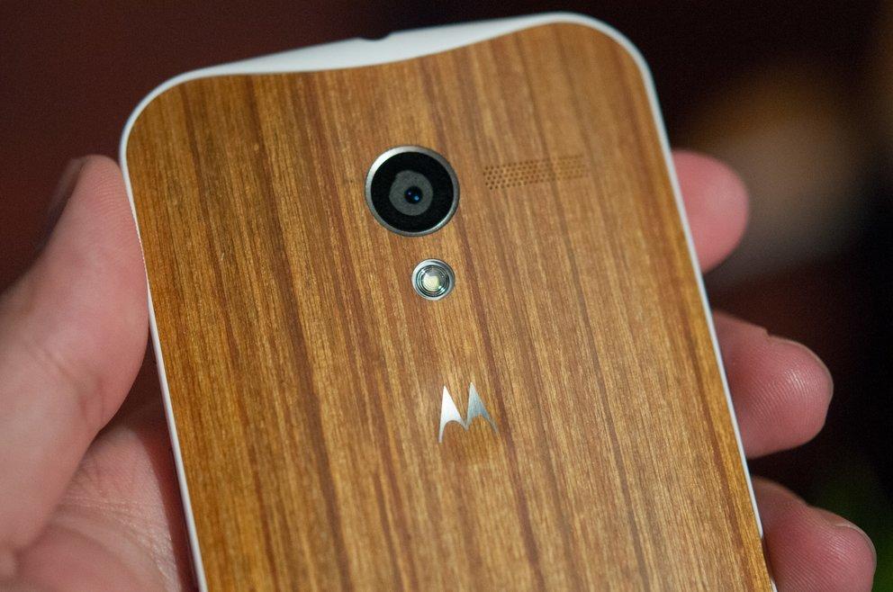 Moto X: Motorola könnte sein Topmodell vielleicht doch noch nach Europa bringen Bild