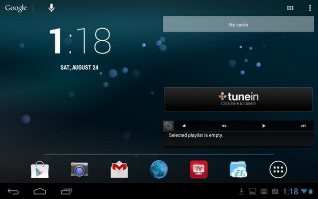 Nexus 7 (2013): Mod bringt Old-School-Tablet-UI zurück [Root]
