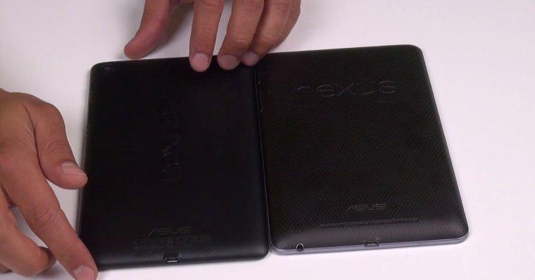 Nexus 7 (2013) vs. Nexus 7 (2012): Vorgänger und Nachfolger im Vergleich [Video]