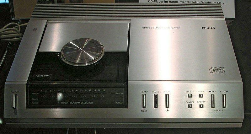 Philips CD 100 Wikipedia