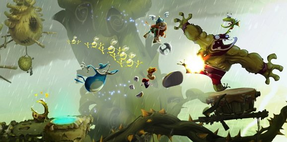 Rayman Legends: Invasion-Level-Patch für Vita noch diesen Monat