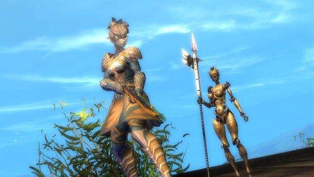 Diese Woche in Guild Wars 2: Das Kronjubiläum der Königin