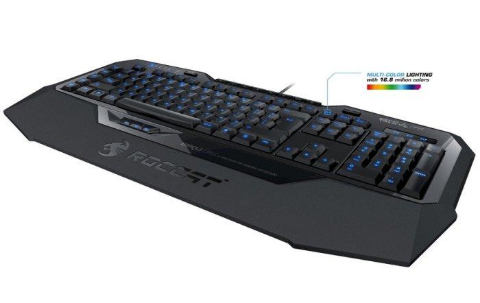 Roccat ROC-12-900 Isku FX Gaming Tastatur für 79,00 Euro bei Amazon