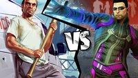 GTA 5 vs. Saint's Row 4: Größe gegen Wahnsinn!
