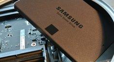Samsung-SSD 840 EVO mit 120 Gigabyte bis 1 Terabyte verfügbar
