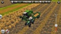 Getreide und Traktoren für Android! Landwirtschafts Simulator 2012
