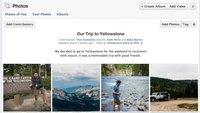 Facebook startet gemeinsame Fotoalben - endlich betrunken zusammen Fotos uploaden!