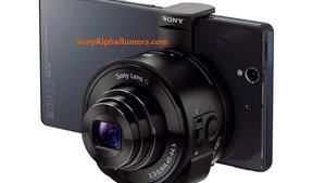 Objektive to-go: Sony Aufsteckkameras DSC-QX10 / DSC-QX100 geleaked