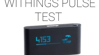 Schau mich an! Withings Pulse: Der Smart Tracker im Test