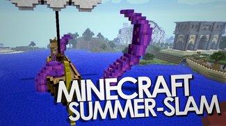 Minecraft Summer-Slam - Teil 1: Kraken in Rom!