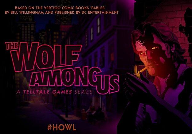 "The Wolf Among Us: Das nächste Ding der ""The Walking Dead""-Macher sieht toll aus!"