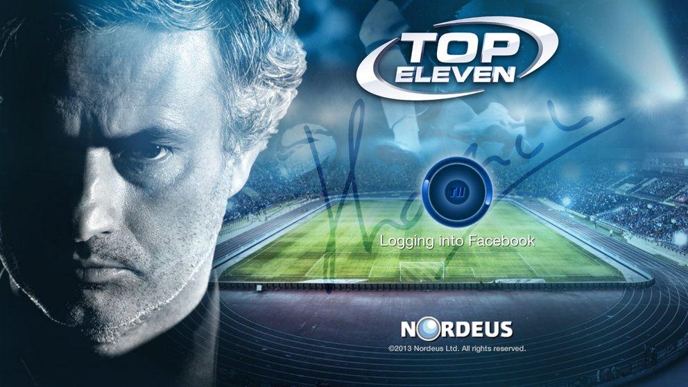 Top Eleven: Der Facebook-Fußball-Manager für Android
