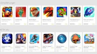 Top 10: Die besten Android-Spiele-Apps 2013