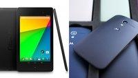 Android-Charts: Die Top 5+5 androidnext-Artikel der Kalenderwoche 31/2013