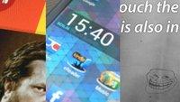 Android-Charts: Die androidnext-Top 5+5-Artikel der Woche (KW 34/2013)