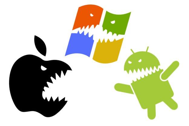Smartphone Markt: Wer hat am meisten zugelegt, wer am wenigsten?