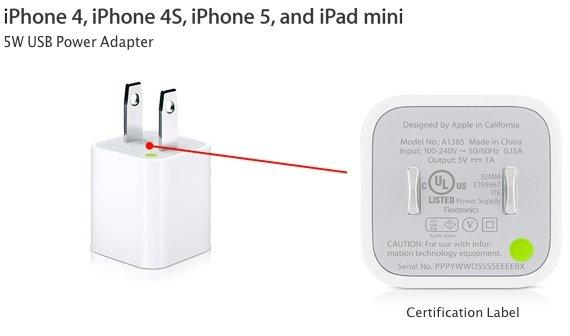 Achtung Stromschlag: Apple startet Rücknahme gefälschter USB-Netzteile