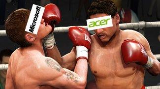 Acer: Mehr Android- und Chromebook-Geräte statt Windows 8