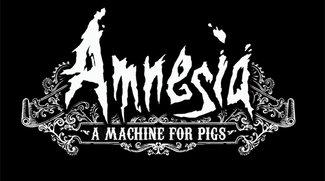 Das Geheimnis ist enthüllt: Amnesia: A Machine for Pigs Releasedatum