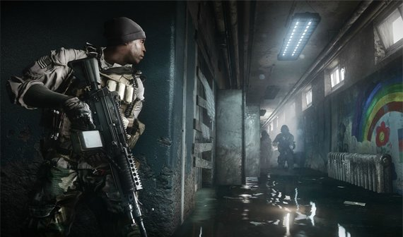 Battlefield 4: Singleplayer immer noch wichtig