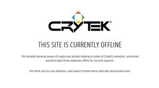 Crytek gehackt: Webseite wegen ungewöhnlichen Zugriffen down