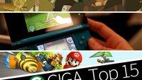 Die GIGA Top 15 der besten Nintendo-3DS-Spiele aller Zeiten!
