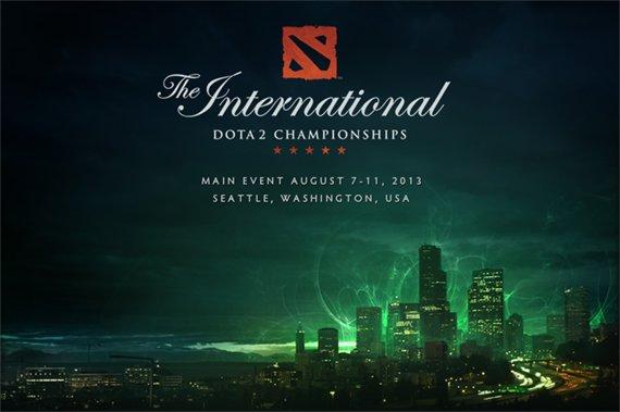 Dota 2 im Livestream: Größtes eSports-Event 2013 online sehen