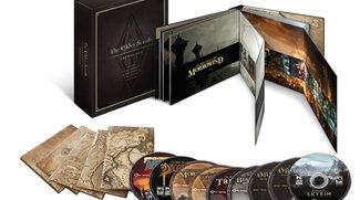The Elder Scrolls Anthology angekündigt