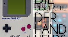 Die Geschichte der Handhelds, Teil 1 von 1972 - 1989