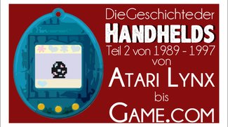 Die Geschichte der Handhelds, Teil 2 von 1989 - 1998