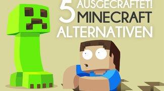 5 vielversprechende Minecraft Alternativen, die Ihr kennen solltet (+1)