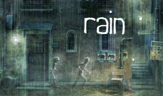 Rain für die PlayStation 3: Erscheint am 2. Oktober in Europa
