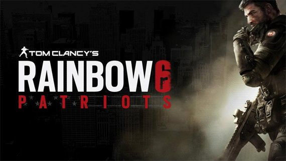 Erinnert sich noch jemand daran: Rainbow 6: Patriots ist noch in Arbeit
