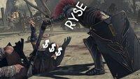 Crytek spuckt in die eigene Suppe: Ryse wird Microtransactions haben