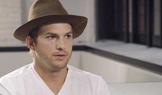 """Ashton Kutcher über JOBS: """"Ich hatte fürchterliche Angst"""""""
