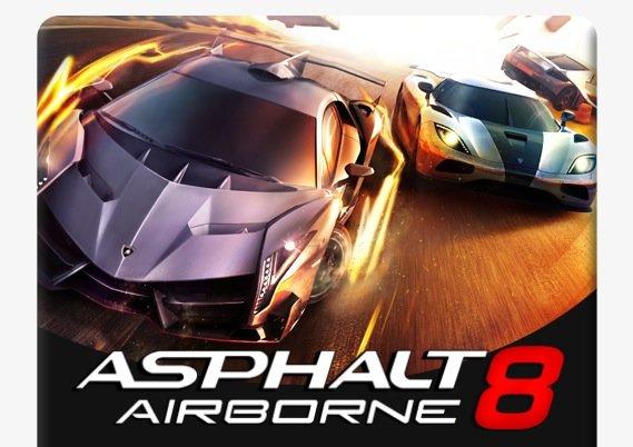 Asphalt 8 Airborne: Rennspiel kommt am 22. August für 0,89 Euro