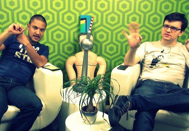 blub! #46: Nexus 7-Ärger, IFA 2013, Pressy und Nasennebenhöhlen [Video]