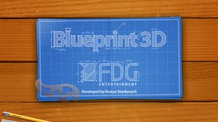 Blueprint 3D: 2D-Puzzle in drei Dimensionen
