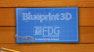 Blueprint 3D: 2D-Puzzle in drei Dimensionen