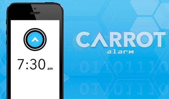 CARROT Alarm: Steh' auf oder stirb