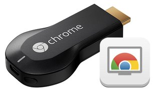Google Chromecast: Apple-TV-Herausforderer mit eigener iOS-App