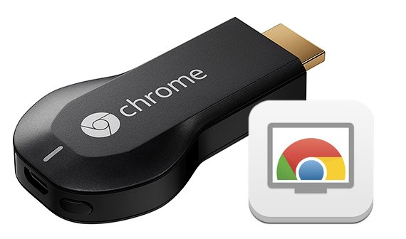 how to connect ipad to tv with google chromecast