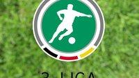 Fußball 3. Liga im Livestream: 8. Spieltag mit Duisburg, Kiel und Rostock
