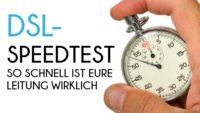 DSL-Speedtests: Wie schnell ist mein Internet?
