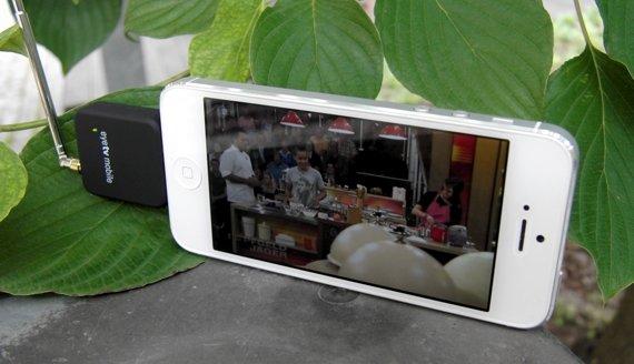 Elgato EyeTV Mobile im Test: TV-Empfänger mit Lightning für iPhone 5 und iPad