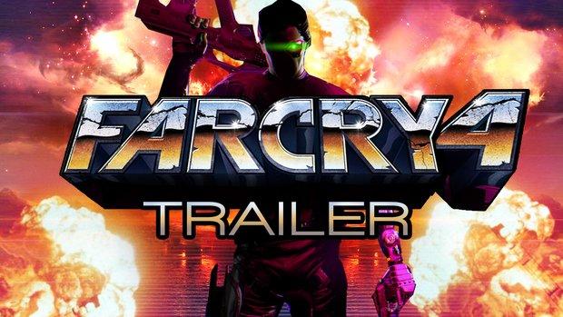 Far Cry 4 - Früchte dich nicht