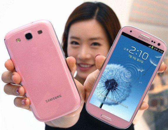 Samsung Galaxy Note 3: Erscheint in Schwarz, Weiß und ... Pink