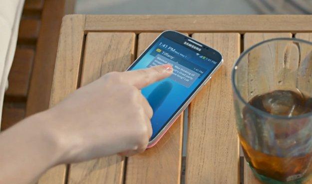 Air Swiper: Galaxy S4-ähnliche Gestensteuerung per App für jedes Gerät